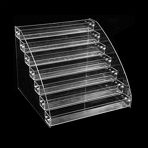 Multi-layer Nail Polish Organizer Lipstick Cosmetics Multi-functional Transparent Display Stand von Schildeng
