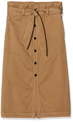 Scotch & Soda Maison Damen N/A Rock, per Pack Beige (Sand 09), X-Small (Herstellergröße: XS) von Scotch & Soda