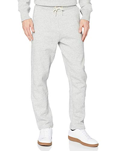 Scotch & Soda Mens Jogginghose aus Baumwolle Sweatpants, Grey Melange, L von Scotch & Soda