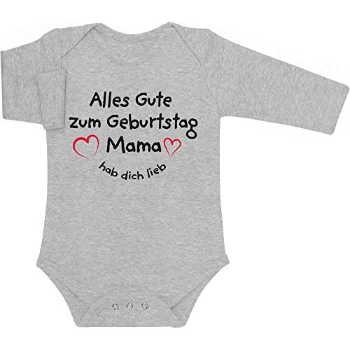Prost Deutscher Adler mit Babyflasche EM 2021 Fan Baby Kurzarm Body