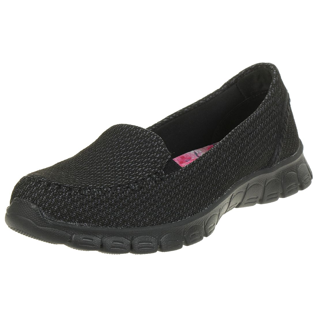 Skechers EZ Flex 3.0 Quick Escapade Damen Sommerschuhe Slip On GRY Ballerinas