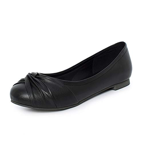 Smilice Damen Fashion Ballerinas Süß Flach Pumps von Smilice