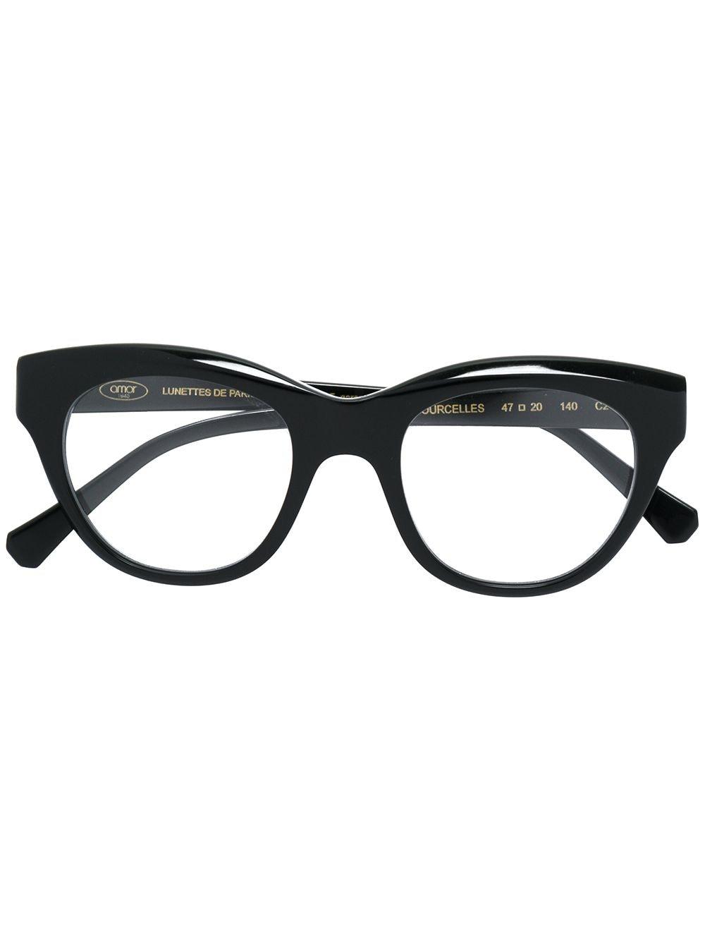 Brillen in Schwarz für Frauen. Damenmode in Schwarz bei fashn.de