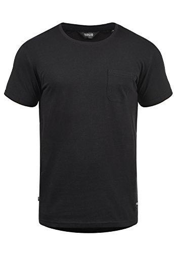 Solid Bob Herren T-Shirt Kurzarm Shirt Mit Rundhalsausschnitt, Größe XL, 4df82b3a41
