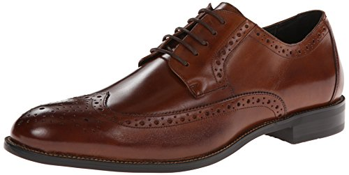 Stacy Adams Herren Garrison, Cognac, 41 EU von Stacy Adams