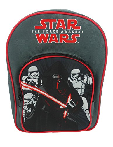 Star Wars Episode 7  Kinder-Rucksack, Blau von Star Wars