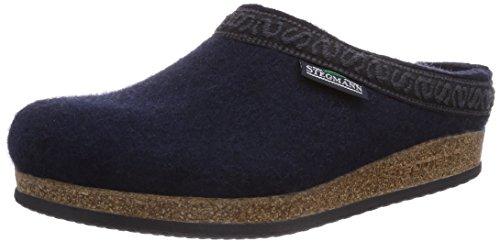 Blau 38 5 8803 108 Pantoffeln Erwachsene Stegmann Unisex Erwachsene UK navy 6HSRIqa