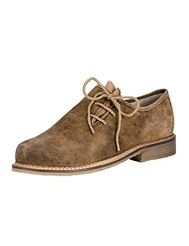 Stockerpoint Herren 1300 Oxfords, Braun (Hellbraun), 43 EU von Stockerpoint