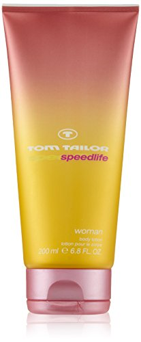TOM TAILOR Speedlife Woman Bodylotion, 200ml von TOM TAILOR