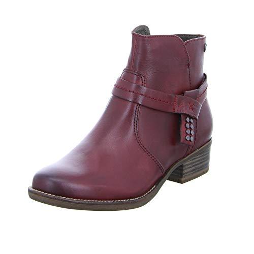 Stiefel von Tamaris in Rot für Damen