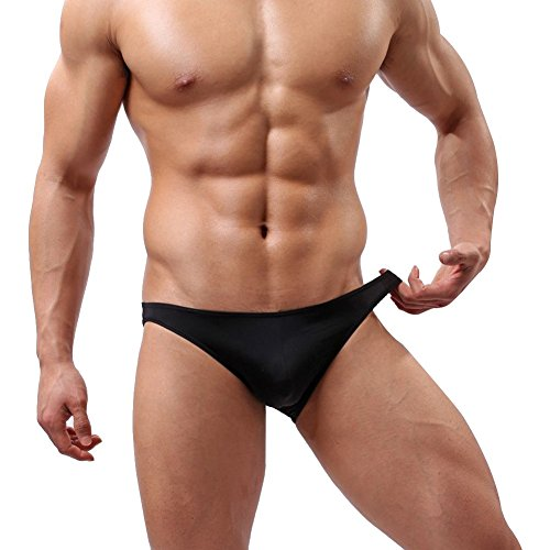 Slips Boxer Koffer Kurz Atmungsaktiv Low Rise Übergrößen Dessous Bulge Pouch