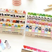 Assorted Mini Sticky Notes von Tivi Boutique