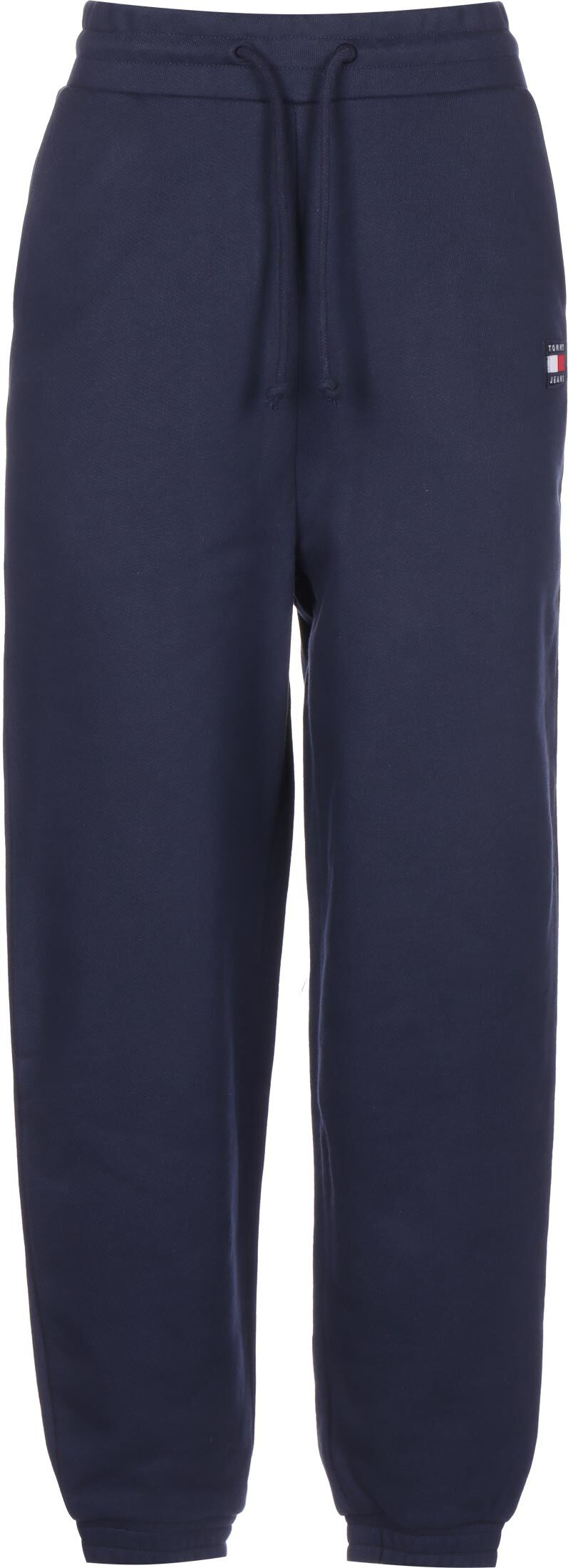 Tommy Jeans Relaxed Badge Damen Jogginghose blau von Tommy Jeans