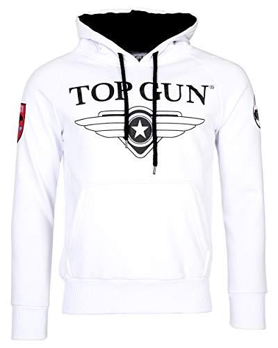 Top Gun Herren Sweatshirt Game TG 9018 Crew Neck Sweater mit
