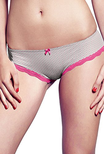 Triumph Damen Hipster Beauty-Full Aura , Gr. 36, Mehrfarbig (PINK - LIGHT COMBINATION P5) von Triumph