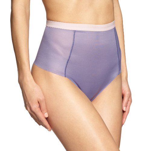 Triumph Damen String Light Sensation HWST (1ND50), Gr. 36/38 (S), Blau (PORCELAIN BLUE (LM)) von Triumph