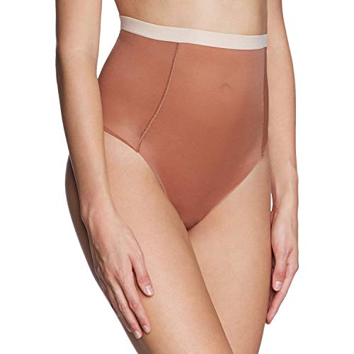 Triumph Damen String Light Sensation HWST , Gr. 42/44 (L), Hautfarben (BROWN SUGAR (XY)) von Triumph