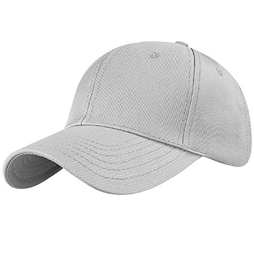 420913adcf57 Tuopuda® Baseball Cap Unisex Damen Herren 6 Panel Snapback Kappe Hip Pop  Sport Golfschläger Kappen