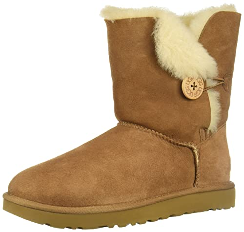 d44d6c8d5c2cf1 Button Stiefel 42 Ugg Australia Schuhe Hellbraun Damen Ii che Boots  Nauswahl 1016226 W Bailey W ttUgf