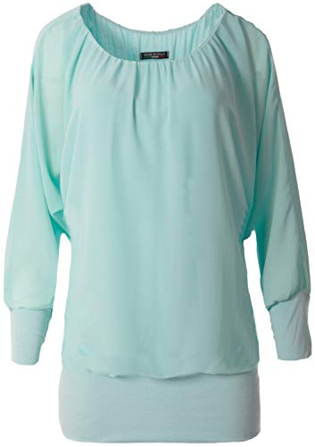 Pmftryuer Cute Deer Fascinating T-Shirt Womens 3//4 Sleeve T-Shirt Raglan Sleeve