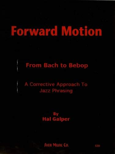 From Bach to Behop: A Corrective Approach to Jazz Phrasing von Unbekannt