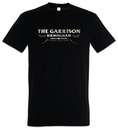 Urban Backwoods The Garrison Herren T-Shirt Schwarz Größe XL von Urban Backwoods