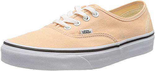 Vans Authentic Sneaker Femmes OrangeWeiss Sneaker Low