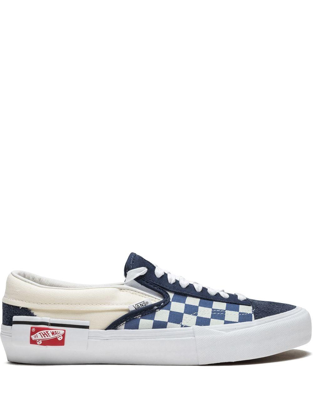 Vans Shoes UA Style 205 Dipped Dress BlueTrue White