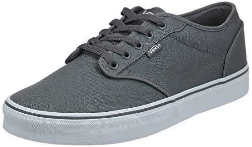 Vans Herren Ward SuedeCanvas Sneaker, grau, 39 EU
