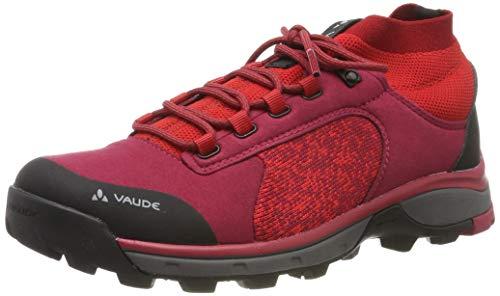 Vaude HKG Citus Rot, Damen EU 37 - Farbe Red Cluster Damen Red Cluster, Größe 37 - Rot