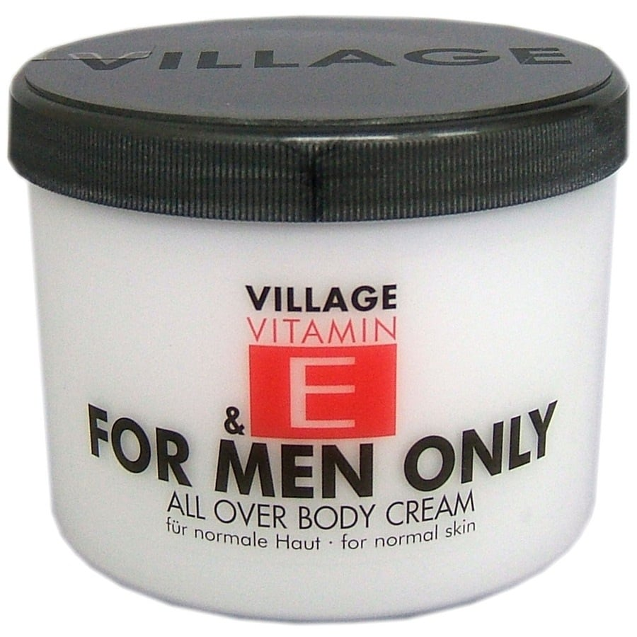 Village Vitamin E 500 ml Körpercreme 500.0 ml von Village