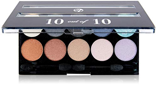 W7 10 out of 10 Eyeshadow Palette 1 g x 10 von W7