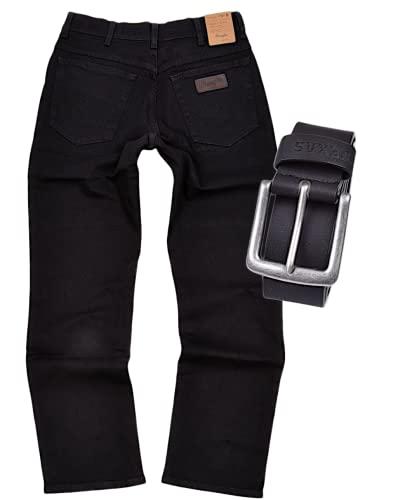 Hosen von Wrangler in Schwarz für Herren