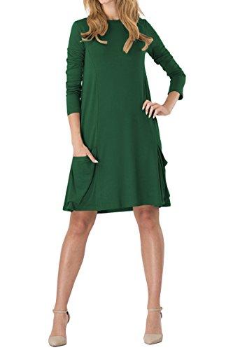 Kleid langarm 42