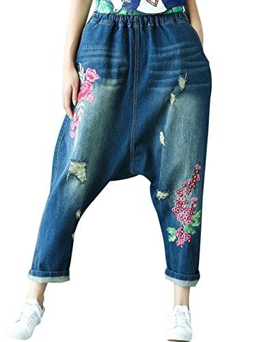 Haremshosen von Youlee für Frauen günstig online kaufen bei