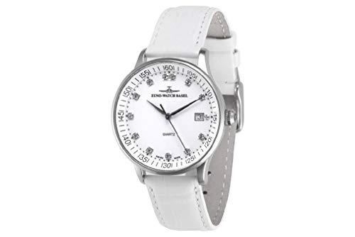 Zeno-Watch Damenuhr - Medium Size Crystals - P315Q-c2 von Zeno Watch Basel