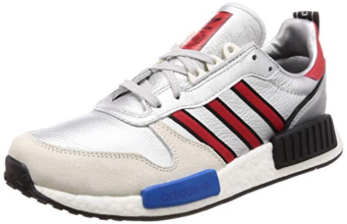 Adidas Power Perfect 3 Schuh Red Silver Met. Raw Amber