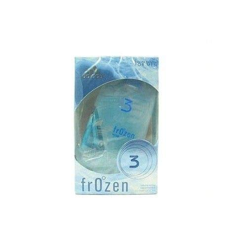 Adidas 3 FROZEN (fr0zen) for HIM Eau de Toilette for MEN - 50 ml von adidas