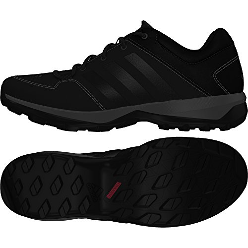 sale retailer f5cf6 f7ba5 adidas Herren Daroga Plus Trekking-  Wanderhalbschuhe Schwarz  GranitNegbas 000, 41 1