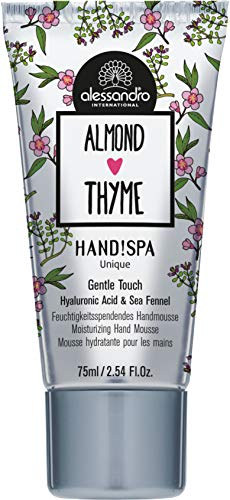 alessandro Handmousse Hand ! Spa Unique Gentle Touch 75 ml limitierte Edition von alessandro