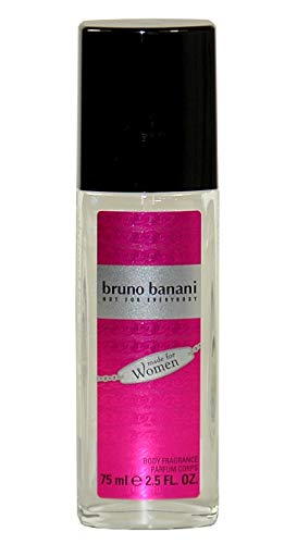 Bruno Banani Made for Women, Body Fragrance/Parfum Deo, Natural Spray, 75ml von bruno banani