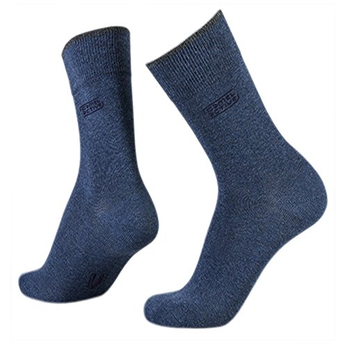 """camel activ Herren Socken 3er-Pack Uni Basic 6593 / Men Socks 3pack (43-46, 430 denim melange)"" von camel active"