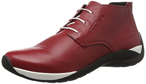 camel active Damen Moonlight 73 Derby, Rot (Red 03), 42 EU von camel active