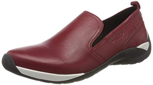 camel active Damen Moonlight Slipper, Rot (red 02), 38 EU von camel active