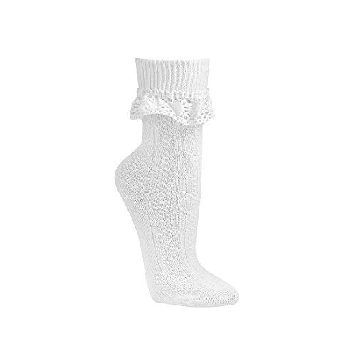 Bahner NEON PINK Söckchen Strümpfe Socken Grösse 39-42