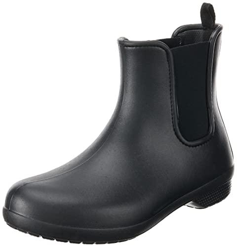 crocs Freesail Rain Boot Women, Damen Gummistiefel, Blau (Navy), 34/35 EU