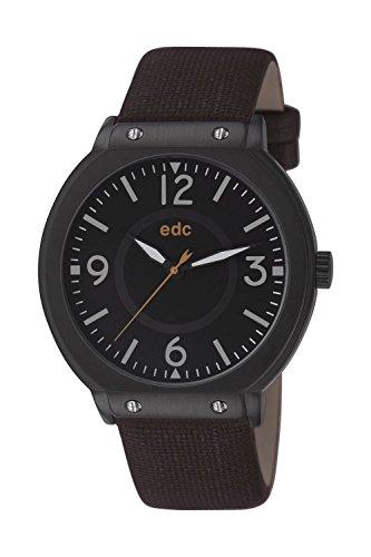 edc by Esprit Herren-Armbanduhr XL high Flyer Analog Quarz Plastik EE101091003 von edc by ESPRIT