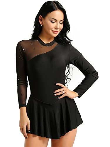 Kleider von iEFiEL in Schwarz für Damen