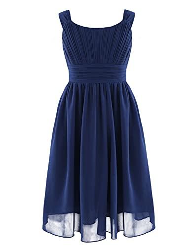 Kleider in Blau von iEFiEL für Mädchen.
