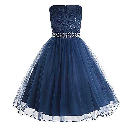 Kleider In Blau Von Iefiel Fur Madchen